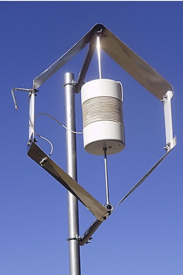 40 Meter Isotron Antenna - Click Image to Close