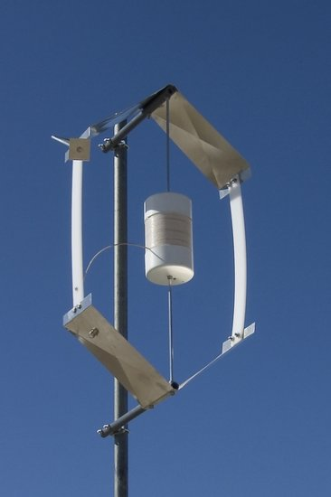 80 Meter Isotron Antenna - Click Image to Close